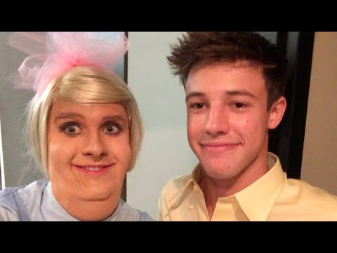 CAMERON DALLAS, MEGHAN TRAINOR, & HOW TO BE