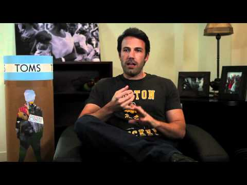TOMS: Next Chapter - Ben Affleck s One for One