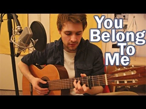 Cover : You Belong To Me (jason Wade) video