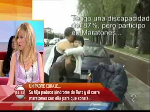 Thumbnail of video Espejo Publico - Entrevista Josele Ferre, Sindrome de Rett...
