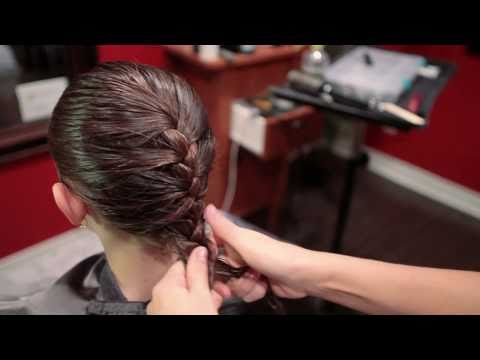 Kid's Hair Tips - French Braid