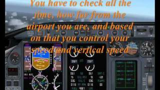 FS2004 ILS approach and landing tutorial