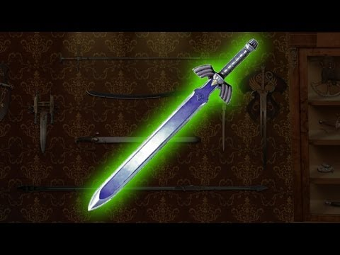 Fantasy Weapons Scrutinized: Link's Master Sword