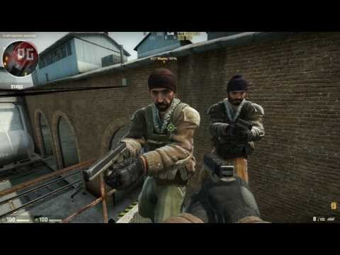 Counter-Strike: Global Offensive. Видеообзор