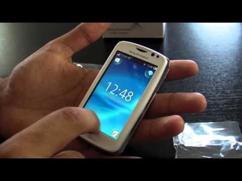 Sony Ericsson Txt Pro review HD ( in Romana ) - www.TelefonulTau.eu -