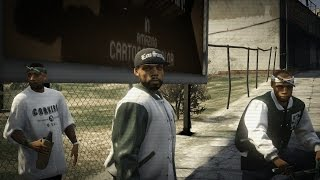 GTA 5: how to be a gangster
