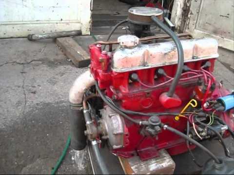 Volvo Penta AQ130(B20) Boat Engine   How To Make & Do ...