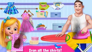 Daddy's Little Helper - All Unlocked - for Children GamePlay 1080p60 Full HD