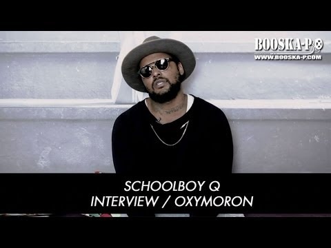 SchoolBoy Q Talks The Origin Of His Name, Preparing His Next Album, Drawing Inspiration By 50 Cent, Past Affiliation With The Crips, TDE & More [Video]