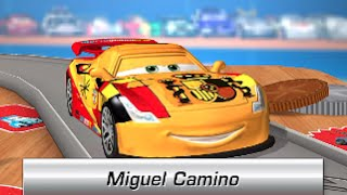 Cars Daredevil Garage MIGUEL CAMINO - New Free game for Kids - iPhone iPad iOS/Android