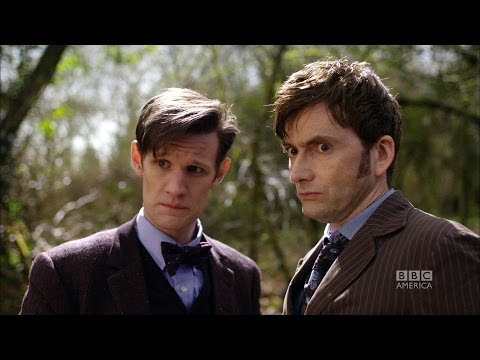 BBC AMERICA Exclusive Trailer for DOCTOR WHO 50th Anniversary - Sat Nov 23