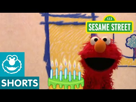 Sesame Street: Elmo's World - Birthdays video