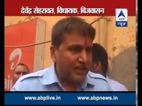 Water problem persists even after giving fund worth Rs one Crore: Devendra Sehrawat, AAP MLA