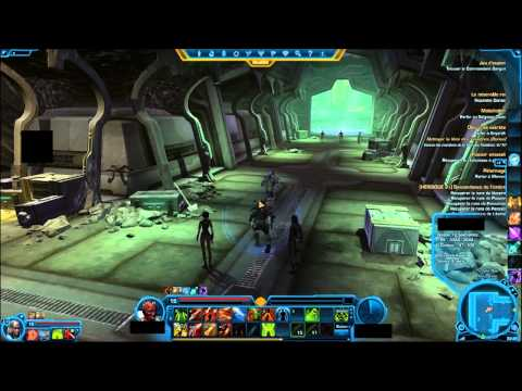 [Alternatif/Gamerz] Star Wars The Old Republic - Beta - gameplay duo chasseur de primes - FR.mp4