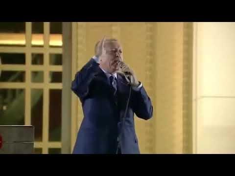 Cumhurbaşkanı Recep Tayyip Erdoğan'dan terör örgütlerine hodri medyan!..