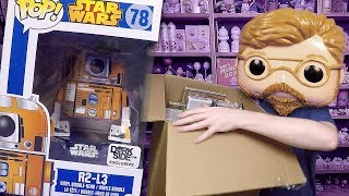 What? I Spent $820 On 120 Funko Pop Vinyl Figures - Funko Pop Collection Haul Part 3