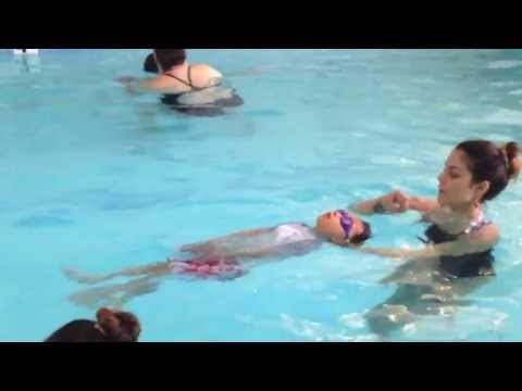 Toddler Swim Class