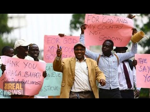 U.s. Christian Right Behind Anti-gay Law Passed In Uganda video