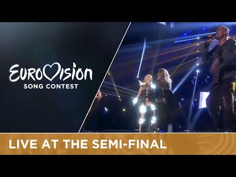 Poli Genova - If Love Was A Crime (Bulgaria) Live at Semi-Final 2
