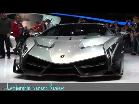2014 Lamborghini Veneno Review Video - Supercar Lamborghini Roadster