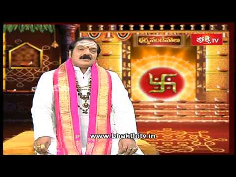 Sri Chakra Navavarana Pooja | Dharma Sandehalu | Bhakthi TV Photo Image Pic
