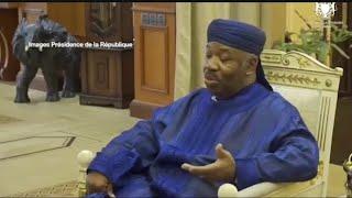 AFRICA NEWS ROOM - Gabon: Le président Ali Bongo reçoit son Premier ministre (1/3)