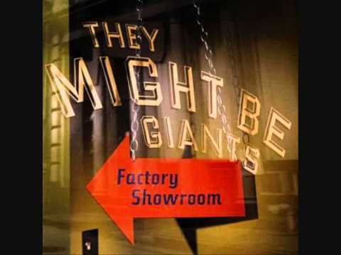 They Might Be Giants - Till My Head Falls Off