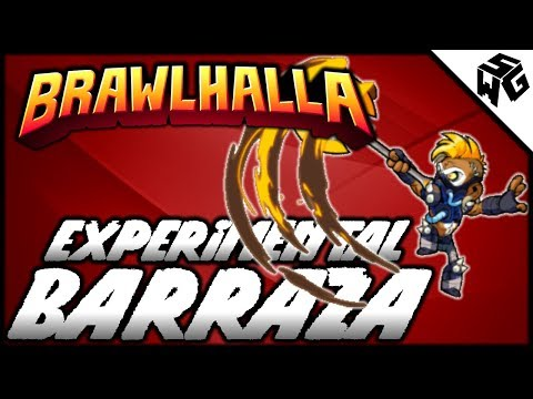 Experimental Barraza 1v1's - Brawlhalla Gameplay :: Discord Choice!