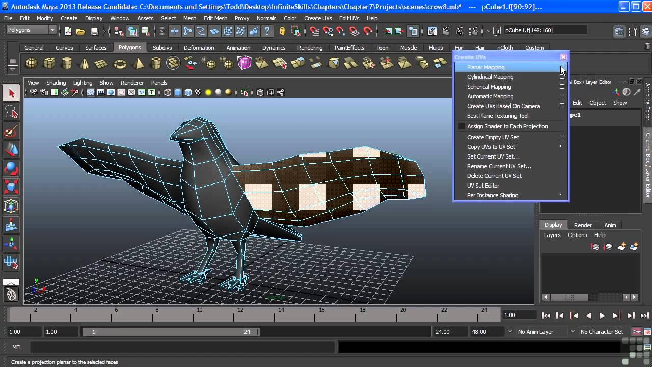 learning maya 2012 tutorial dvd - video training free