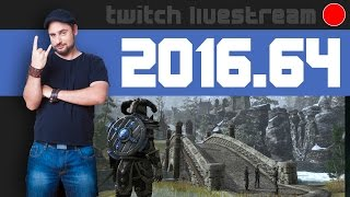 Livestream 2016 #64 - The Elder Scrolls Online