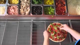 Domino's Pizza School Toppings 1
