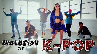Download Lagu Evolution of K-POP!! (ft. Alyson Stoner & Next Town Down) Gratis STAFABAND