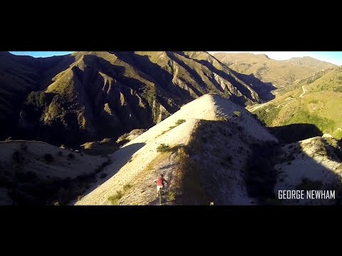 When You Film Mtb In New Zealand With A Drone The Results Are Jaw-dropping | The Kiwis, Ep. 6 video