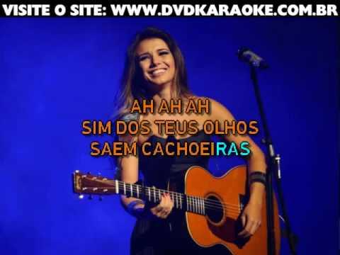 Paula Fernandes & Almir Sater   Jeito De Mato