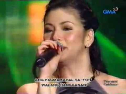 Minsan Lang Kita Iibigin (Highest Version) - Regine Velasquez Music Videos