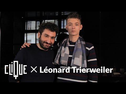 Léonard Trierweiler : un mec normal