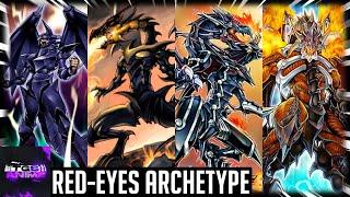 Yugioh Trivia: Red-Eyes Archetype