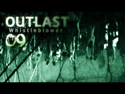 OUTLAST: WHISTLEBLOWER [HD+] #009 - Menschenwald ★ Let's Play Outlast