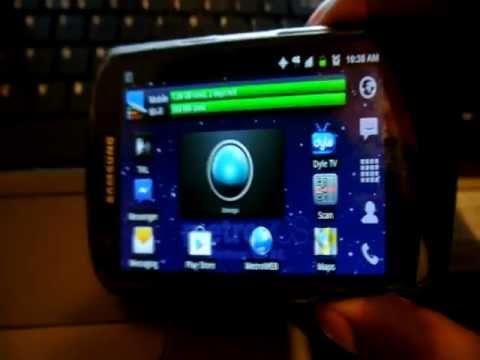 Samsung Galaxy S Lightray 4G (F*CK THIS PHONE!!!!!)