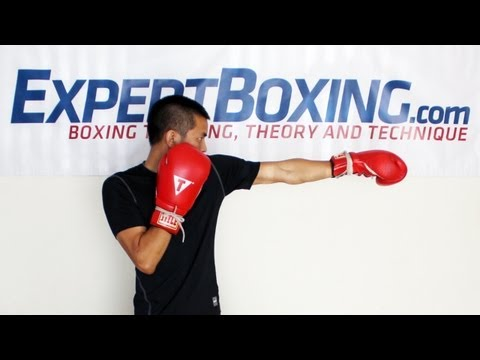 How to Throw a Jab Image 1
