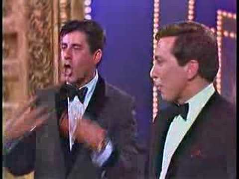 JERRY LEWIS & ANDY WILLIAMS