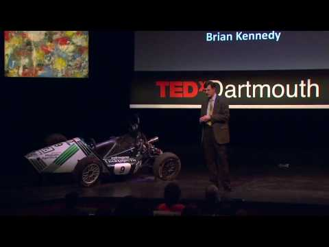 TEDxDartmouth-Brian Kennedy: Visual Literacy: Why We Need It!-4/17/10