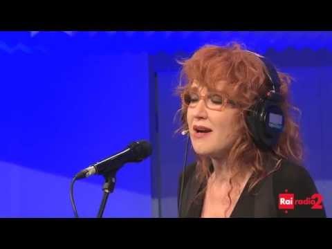 """Fiorella Mannoia live """"La stagione dell'amore"""" – Radio2 SuperMax"""