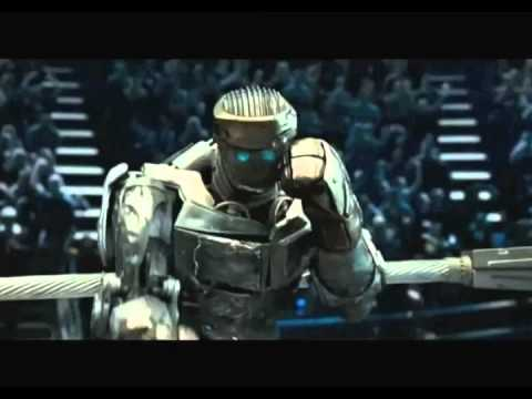 Real Steel Pictures Real Steel Atom Rocky Balboa