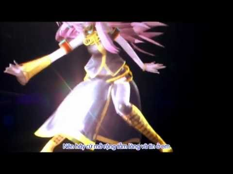 Luka Luka ★ Night Fever Eng Subs-Part17 -Song16 -Luka Megurine- 2011 Sapporo (Miku 39s Concert)