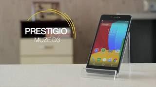 Видеообзор техники Prestigio Muze D3
