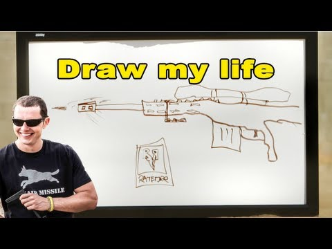 Draw My Life - RatedRR - Richard Ryan