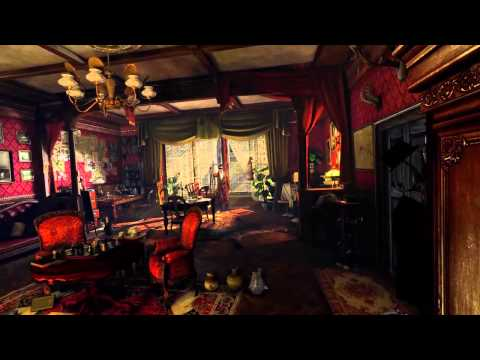 Sherlock Holmes: Crimes & Punishments Trailer HD