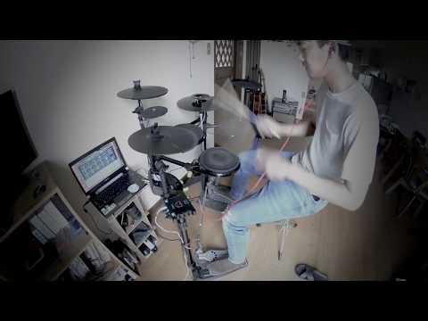 Lagi Syantik-Drum Cover Lagu Tiktok