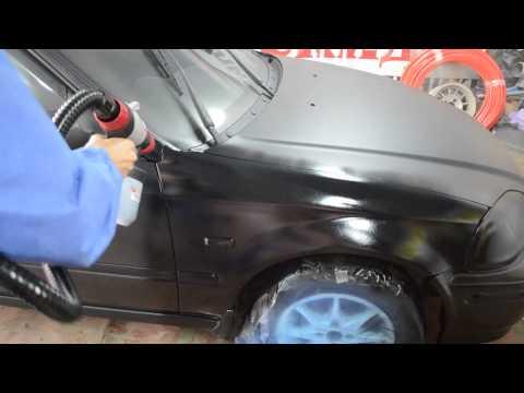Как правильно наносить лак на авто из баллончика своими руками
